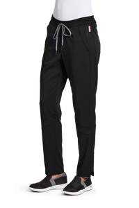 Grey's Anatomy Spandex Stretch Knit Waist Cargo Pant