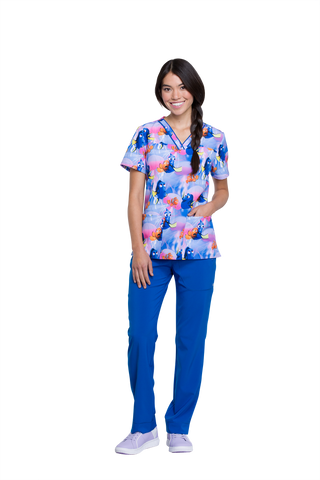 Tooniforms Jellyfish Heaven Print Top