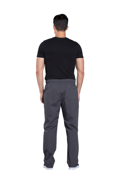 Cherokee Workwear Professionals Men's Tapered Leg Drawstring Cargo Pant - Company Store Uniforms