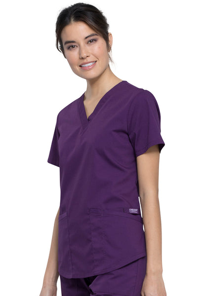 Cherokee Workwear Professionals V-Neck Top - Company Store Uniforms