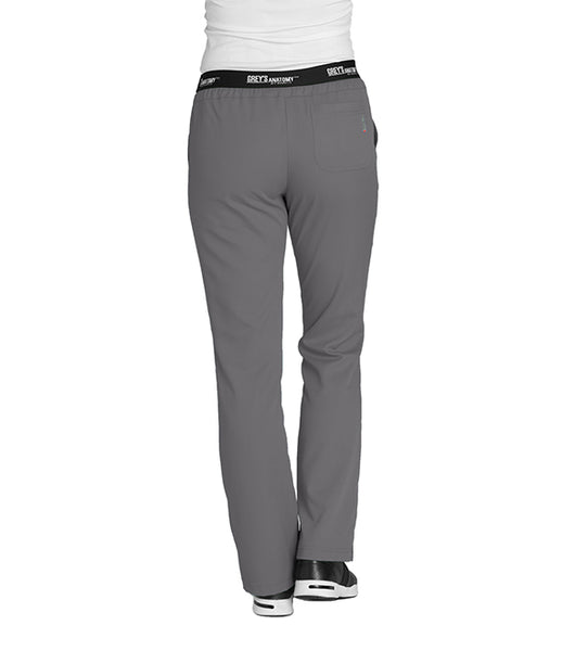 Grey's Anatomy Logo Waist 3 Pocket Active Scrub Pant