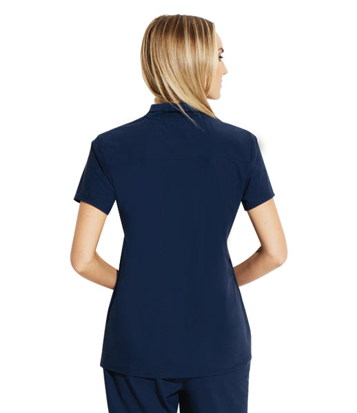 Greys Anatomy EDGE Lyra Top - Company Store Uniforms