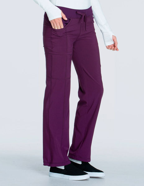 Infinity Low Rise Straight Leg Drawstring Pants