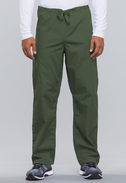 Cherokee Workwear Originals Unisex Drawstring Cargo Pant (Regular Length) - Company Store Uniforms