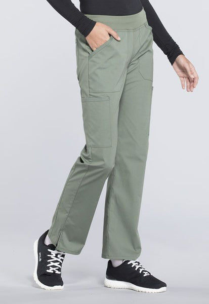 Cherokee Workwear Professionals Straight Leg Pull on Pant - Company Store Uniforms