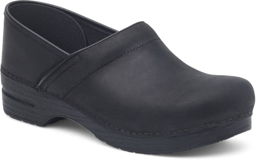 Dansko Professional Black Oiled Clog - Company Store Uniforms