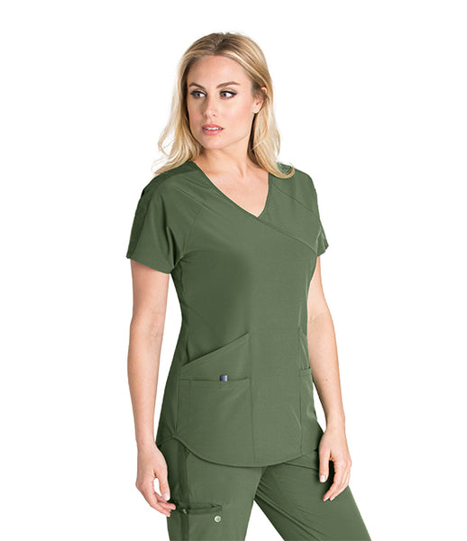 Barco One Wellness Top - Company Store Uniforms