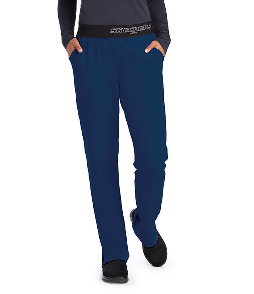 Skechers 3 Pocket Vitality Pant (Petite Length)