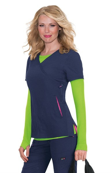 Koi Lite Philosophy Top - Company Store Uniforms