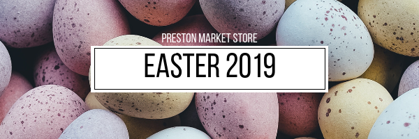 Easter 2019 has landed!