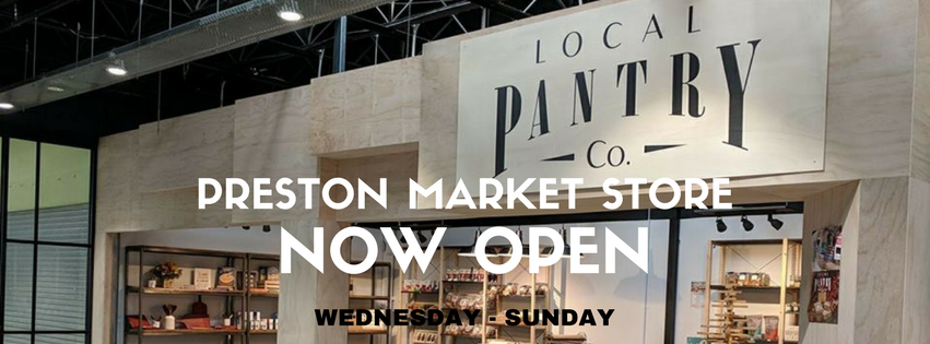 Preston Market Store Now Open