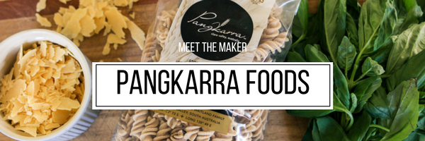 Meet the Maker - Katherine from Pangkarra Foods