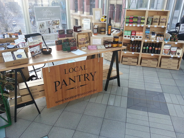 Local Pantry Co Pop Up Melbourne Central