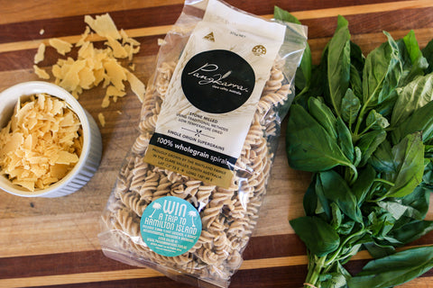 Pangkarra Foods Wholegrain Spirals Local Pantry Co