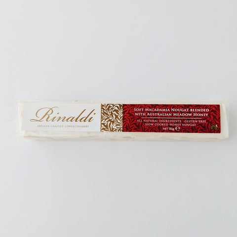 Rinaldi Nougat Macadamia and Meadow