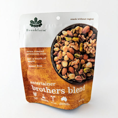 Brookfarm Entertainer Brothers Blend 75g