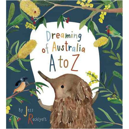 Dreaming of Australia A to Z Jess Racklyeft