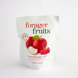 Forager Fruits Freeze-dried apple with raspberry