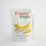 Forager Fruits Freeze-dried Banana Bits
