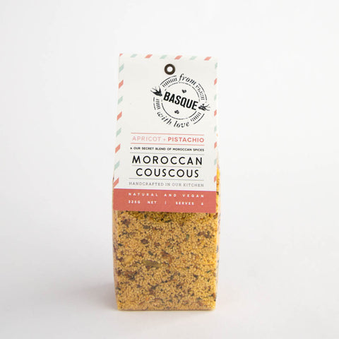 From Basque with love Moroccan Couscous