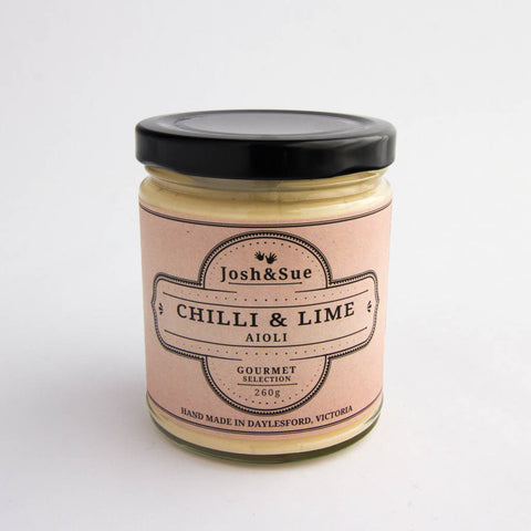 Josh & Sue Chilli & Lime Aioli