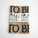Kookery Linen Tea Towels
