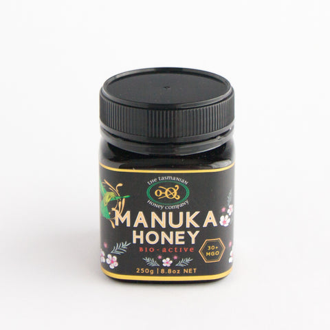 Tasmanian Honey Co Manuka Honey 30+ 250g