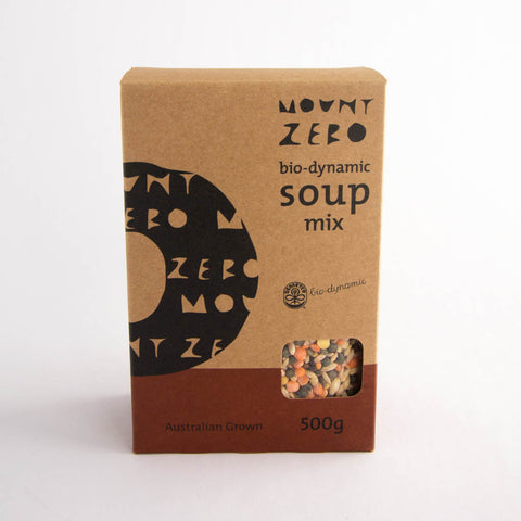 Mount Zero Biodynamic Soup Mix