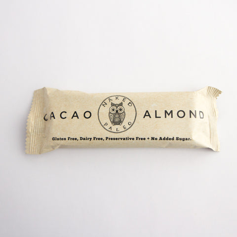 Naked Paleo Cacao & Almond Single