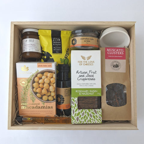 perfect grazing box Premium Hamper