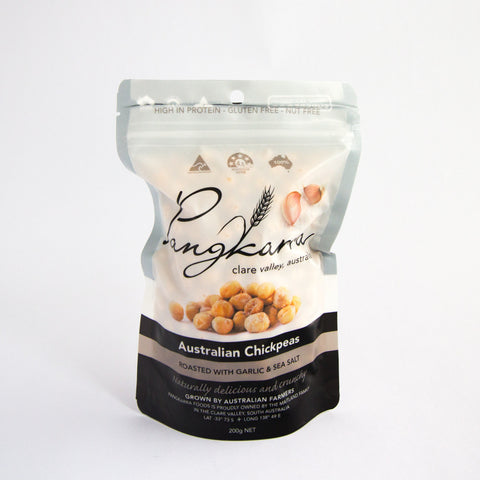 Pangkarra Australian Chickpeas with Garlic