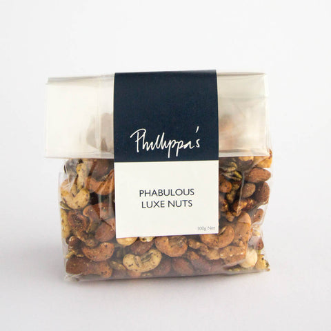 Phillippa's Phabulous Luxe Nuts