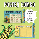Little Veggie Patch Co Posters - SELECT DESIGN DISCONTINUED
