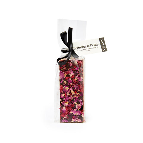 Bramble and Hedge Vegan Nougat Raspberry Vanilla