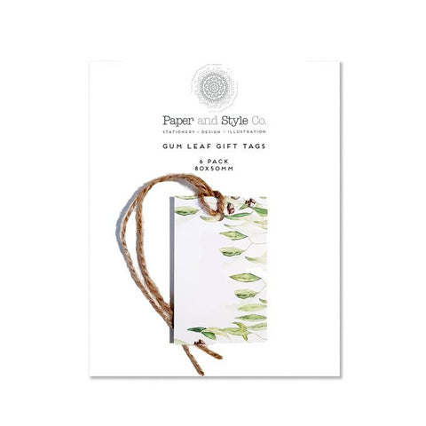 Paper and Style Co Gift Tags