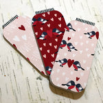 Love Birds Magnetic Bookmarks-Magnetic Bookmark-My Pretty Week
