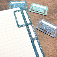 18 Tuck Tabs - Ocean Spray-Tuck Tabs-My Pretty Week