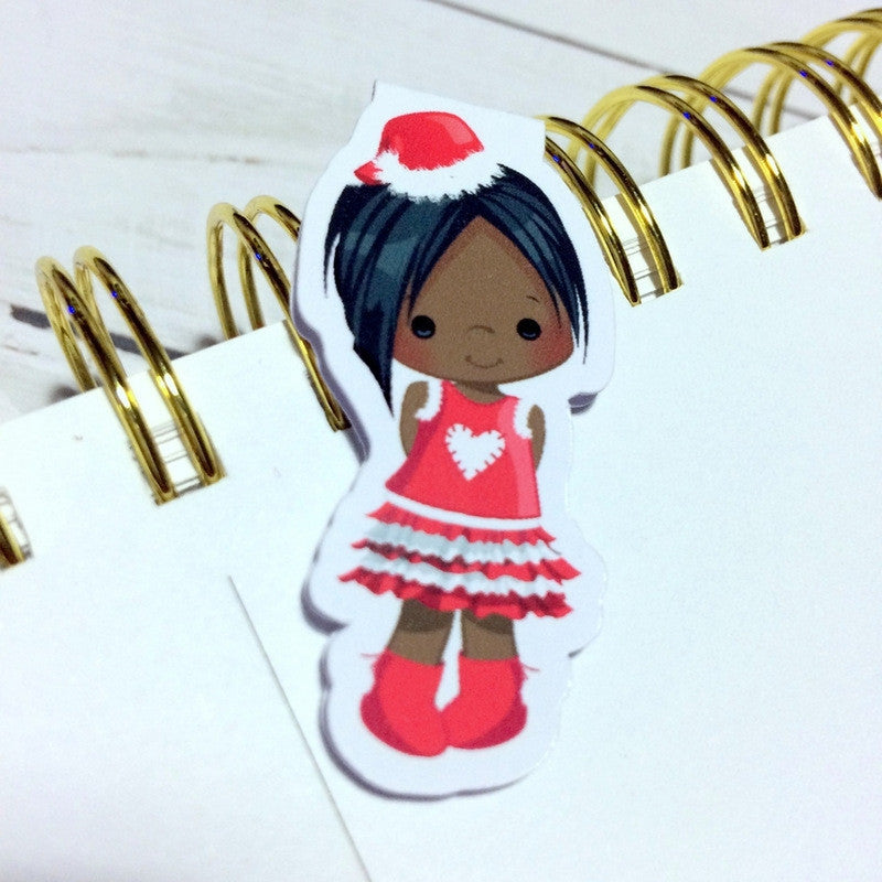 Christmas Cuties Magnetic Bookmark-Christmas Magnetic Bookmark-My Pretty Week