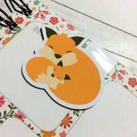 Fox Friend Magnetic Bookmark-Magnetic Bookmarks-My Pretty Week
