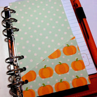 Autumn Planner Folder-Folder Divider-My Pretty Week