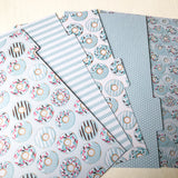 Doughnuts set of 5 Planner Dividers-Planner Dividers-My Pretty Week