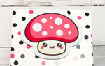Toadstool - In the Woods | Magnetic Bookmark-Magnetic Bookmark-My Pretty Week
