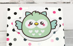 Owl - In the Woods | Magnetic Bookmark-Magnetic Bookmark-My Pretty Week