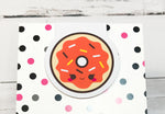 Pumpkin Doughnut - Pumpkin Spice Everything | Magnetic Bookmark-Magnetic Bookmark-My Pretty Week