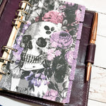 Gothic Rose Set of 5 Planner Dividers-Planner Dividers-My Pretty Week