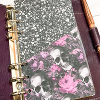 Gothic Rose Divider with Pocket-Folder Divider-My Pretty Week