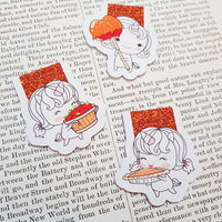 Magical Fall Magnetic Bookmarks-Magnetic Bookmark-My Pretty Week
