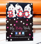 Boo! Magnetic Bookmark-Magnetic Bookmark-My Pretty Week