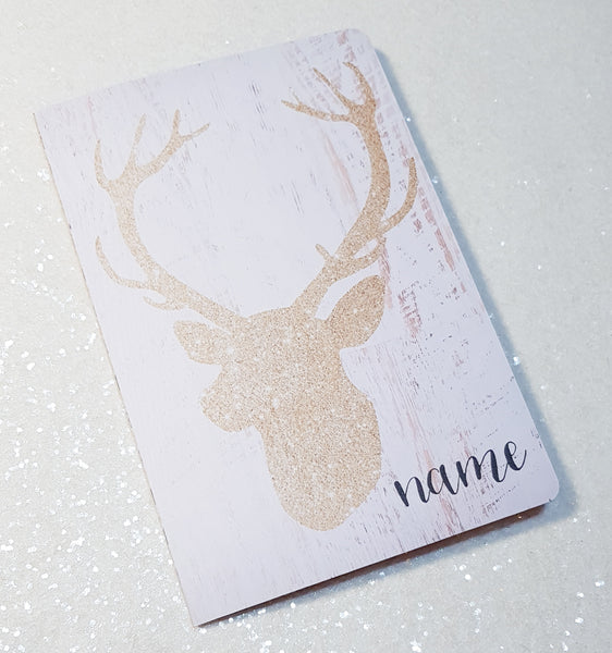Winter Deer Personalised TN Dashboard-TN Accessories-My Pretty Week