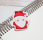 Santa Claus Magnetic Bookmark-Magnetic Bookmark-My Pretty Week